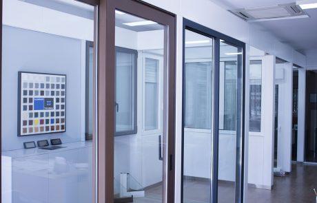 Ventanas de aluminio Madrid ACH Aluminio Technal perfil de aluminio
