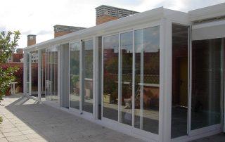 Ventanas de aluminio Madrid ACH Aluminio Technal Cerramientos de aluminio