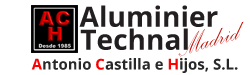 Aluminier Technal Madrid Logo