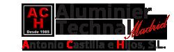 Aluminier Technal Madrid Logo